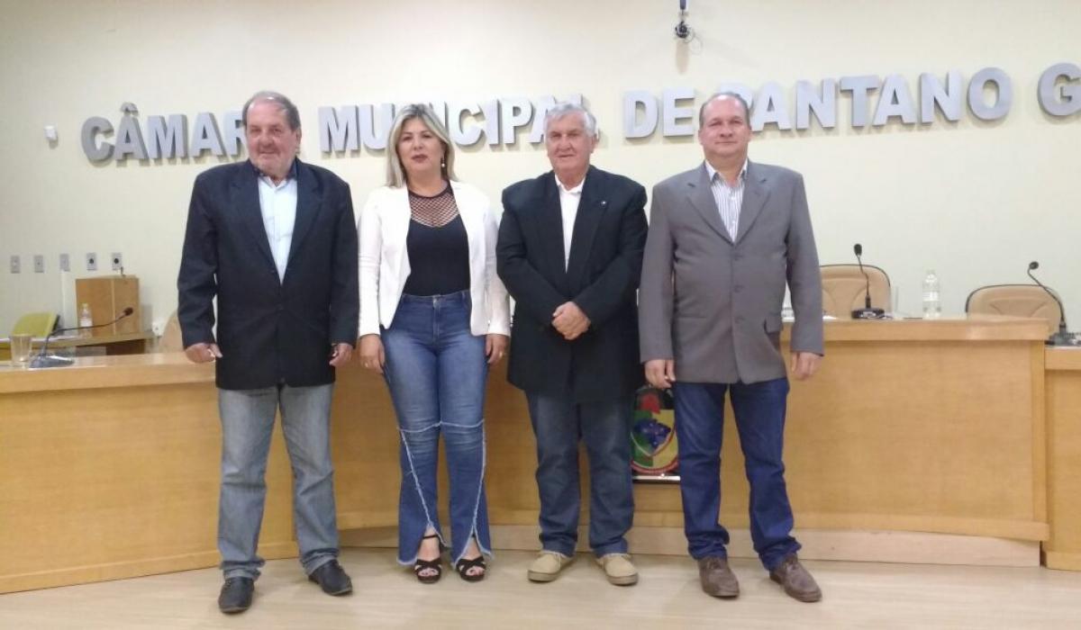 Enio Paganotto é eleito Presidente para 2018